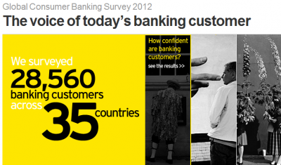 Ernst & Young: Global Consumer Banking Survey 2012