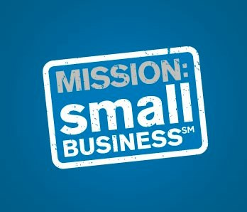 Chase Mission Small Business Logo