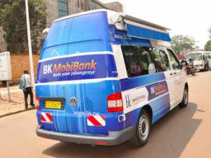 Rwanda: Bank Launches Mobile Banking Vans