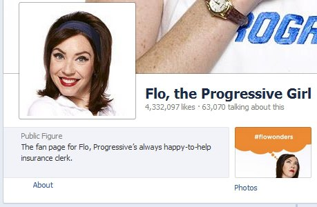 "Progressive CMO Talks About ""Flo's"" Impact on the Biz"