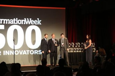 InformationWeek 500 2012 Award Winners