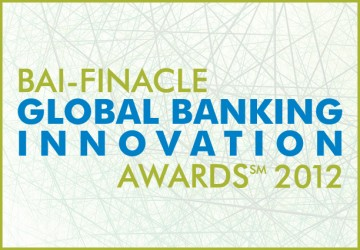 BAI-Finacle Global Banking Innovation 2012
