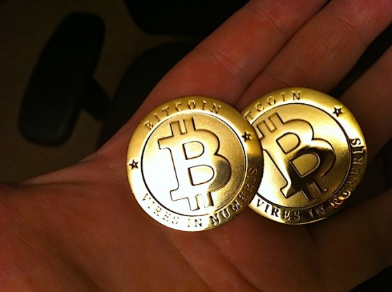 Bitcoins Virtual Currency