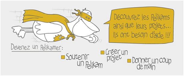 Credit Agricole Pelikam How To Join Crowdfunding Gamification
