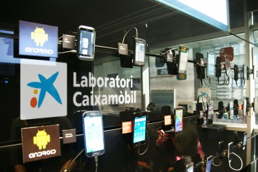 La Caixa Innovation Lab La Caixa Mobile
