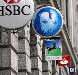 High Street banks embracing social media