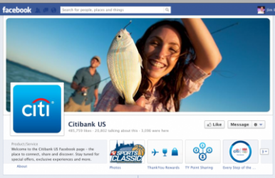 Citi's CMO on Digital Innovation And Social Media Banking Strategy