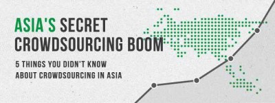 Crowdsourcing Is Booming In Asia, Will Quadruple By 2017