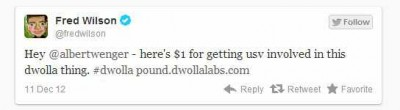 Dwolla Enables P2P Payments Via A Twitter Tweet