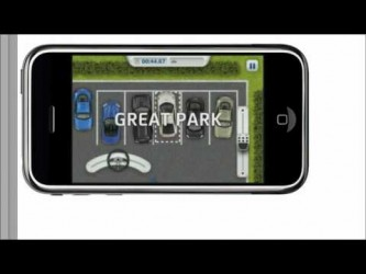 GAMIFICATION NRMA Insurance Car Park Challenge - Best Insurance Game Apps For iPhone
