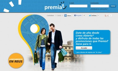Spanish Bank Taps Social Local Mobile With Digital Community