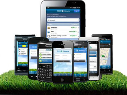 Standard Chartered Breeze Mobile Banking