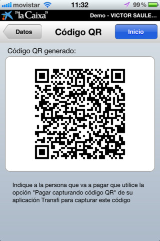 Spanish Bank Launches Mobile App Tapping QR Codes For P2P Payments