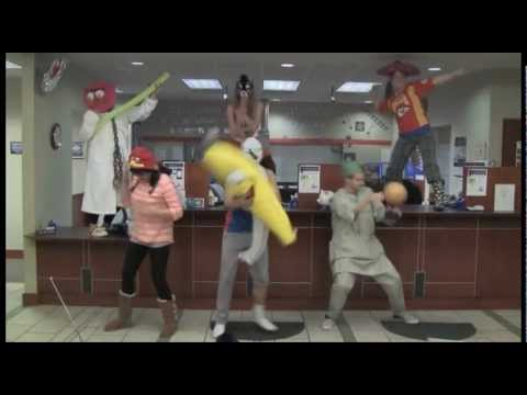 Top 5 Financial Services Harlem Shake Videos on Visible Banking