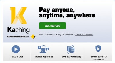 Commonwealth Bank Launches Banking App on Facebook