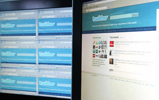 Bloomberg Now Powers Twitter For Investors