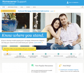 Citi Bank Taps Social Media Banking For Home Owner Support