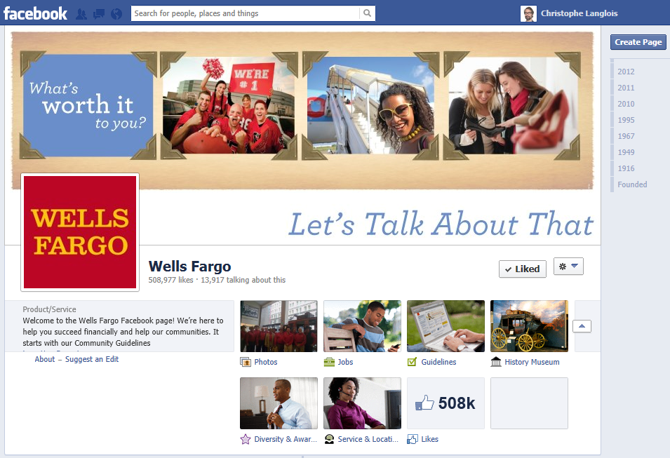 Crowdsourcing Wells Fargo Bank Invites Facebook Fans Design Banking Stores