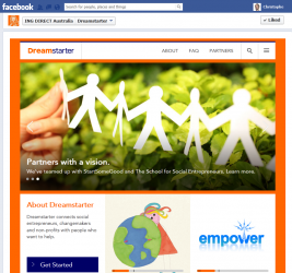 Dreamstarter ING Direct Taps Crowdfunding Social Change Projects CSR