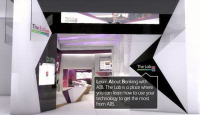 The Lab AIB Bank Launches Futuristic Branch Banking Innovation