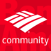 Bank of America Community Twitter Account Avatar August 2013