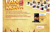 ICICI Bank Facebook App Fan of the month