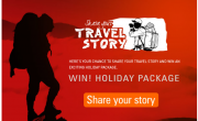 ICICI Bank Facebook App Share Your Travel Story