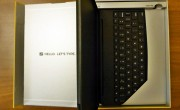 Unboxing of the ZAGGKeys Folio Keyboard for iPad Air Keyboard Still Inside the Box