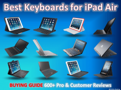 Buying Guide Best Keyboards for iPad Air | iPad Keyboard Reviews