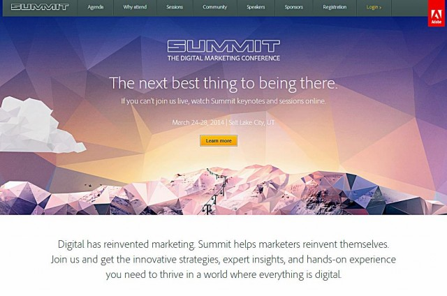Best Insights from the Adobe Summit 2014