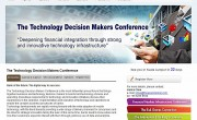 Technology Decision Makers Conference Asian Banker Summit 2014