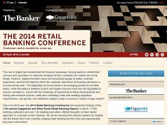 financial times 2014 retail banking conference