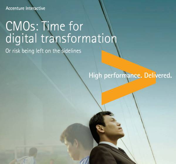 CMOs Time Digital Transformation Accenture Interactive