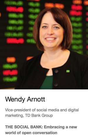 Top 25 Social Business Leaders Wendy Arnott