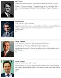 Top Keynote Speakers SAP Financial Services Forum London 2014