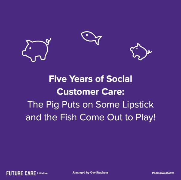 5 Years Social Customer Care IBM Social Business