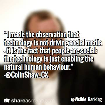 Colin Shaw Top Social Customer Care Quote