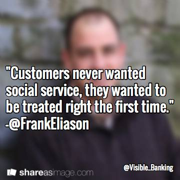 Frank Eliason Top Social Customer Care Quotes