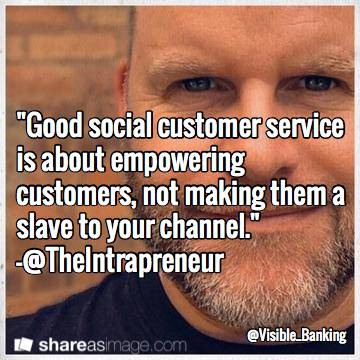 Richard Baker Top Social Customer Care Quotes