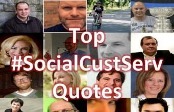 Top Social Customer Care Quotes SocialCustServ