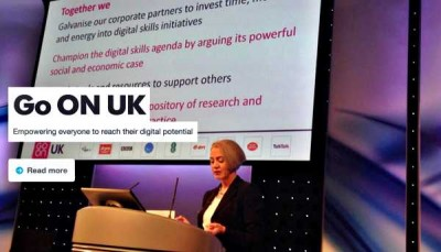 Lloyds Banking Group Skills Digital Champions Go ON UK