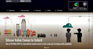 Said Business School Oxford Polaris Digital Academy