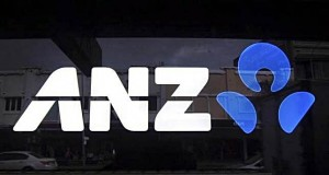 ANZ Banking Group Logo