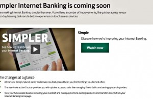 Lloyds Banking Group Simply Internet Banking Customer Experience