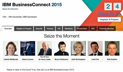 Banking Innovation IBM BusinessConnect 2015 Financial Services