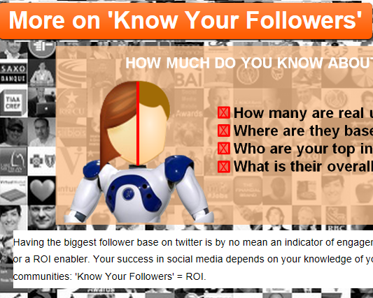 Know Your Followers KYF Best Twitter Followers Social Media ROI VB