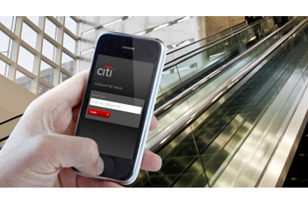 Citibank online banking transaction on mobile touches $10 billion in 1 year