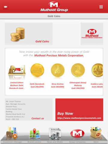 Now, buy gold, silver through your mobile phones
