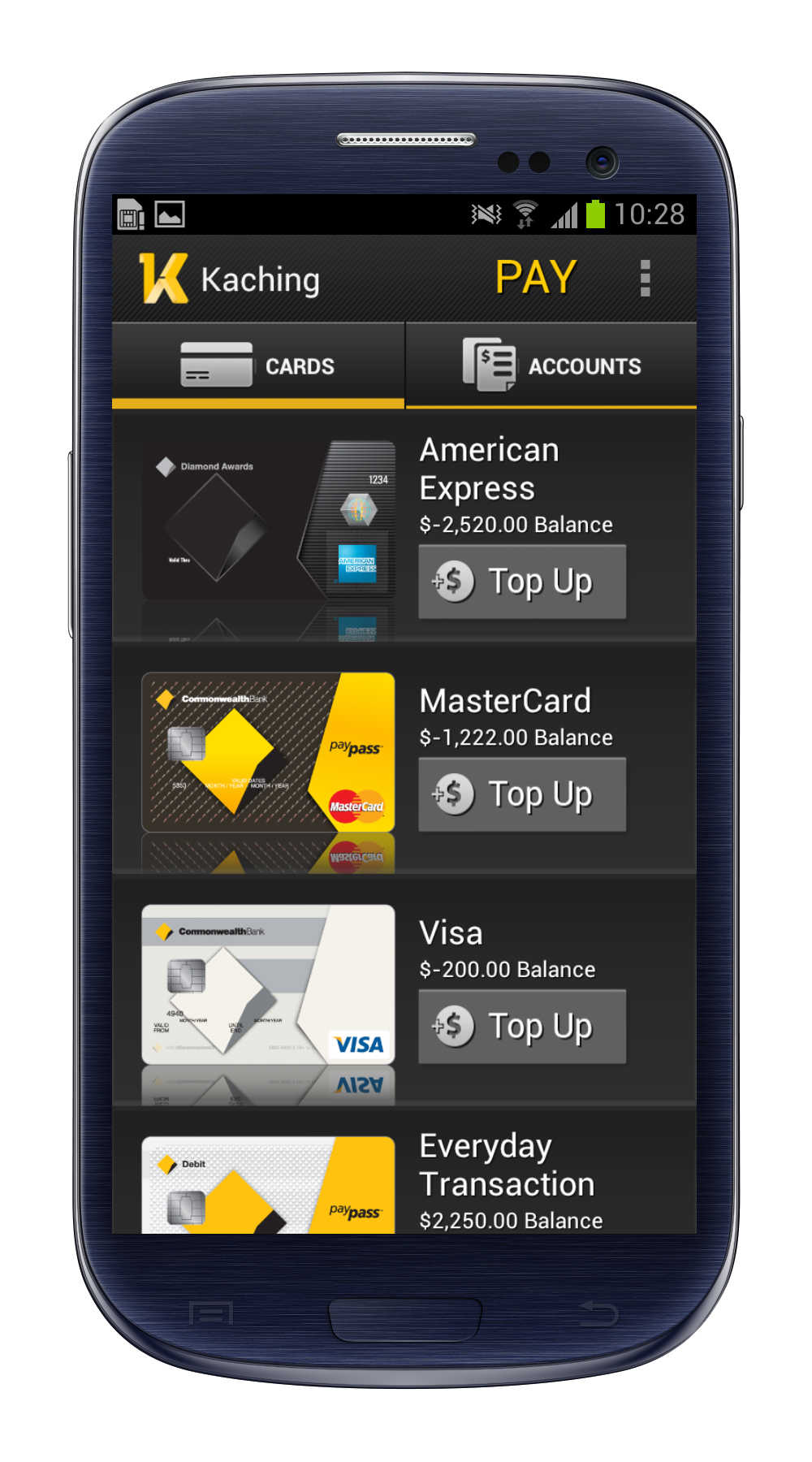 Mobile Banking Android Apps As Important As iPhone iPad Apps [Mobile Banking]