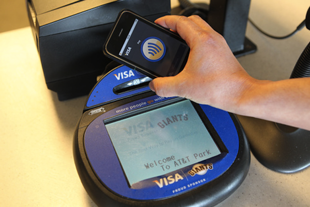 Seven Predictions NFC payments will hit Ten Percent Of Mobile Payments in 2015